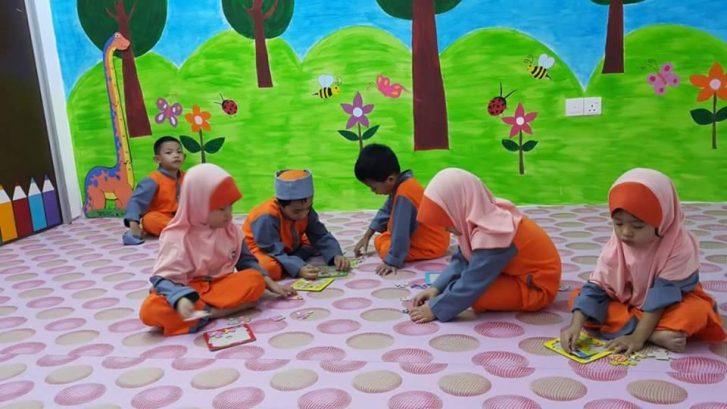 Tadika Cilik Al Fateh Cemerlang, Bandar Puteri Bangi, Kajang