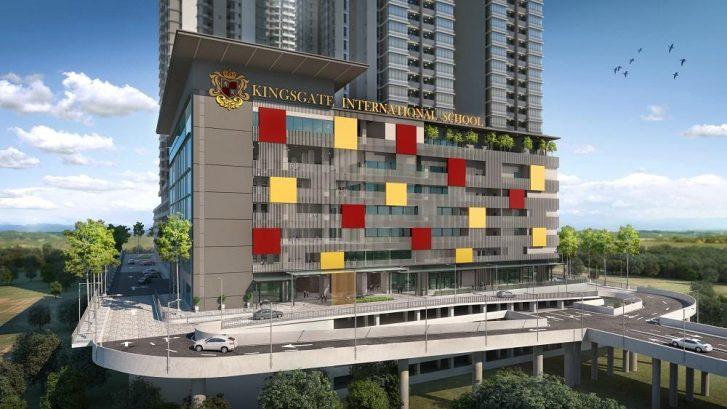 Kingsgate International School (Primary & Secondary School), Technology Park Bukit Jalil