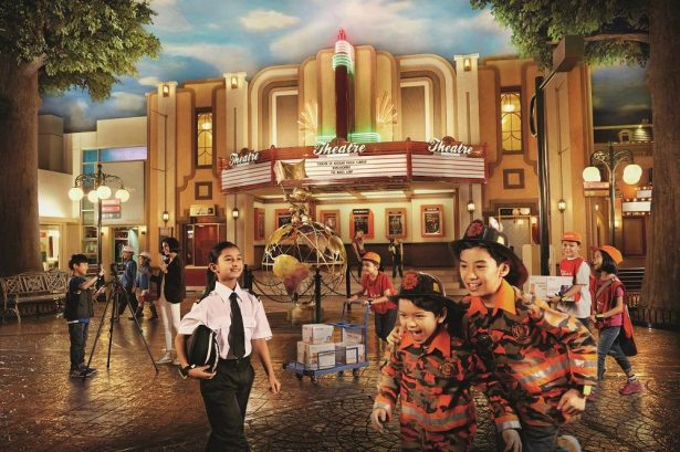KidZania Kuala Lumpur (Kids Role-Play Learning Indoor Theme Park)