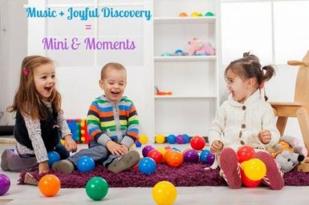 Mini & Moments (Early Childhood Music & Enrichment Program), Plaza Arkadia Desa ParkCity