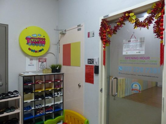 Choo Choo Train Baby & Child Care Centre - Ara Damansara