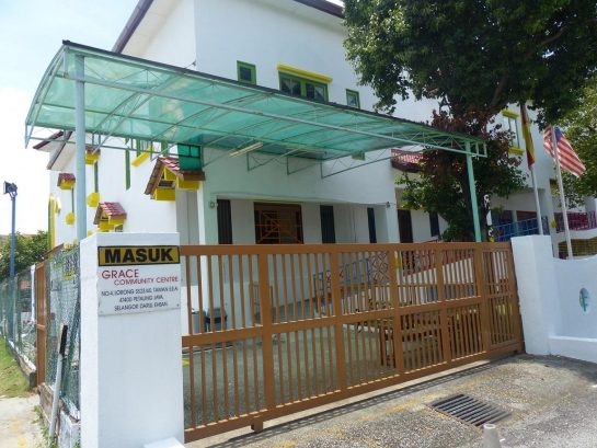 Tadika Grace Community, SS23 Taman Sea-Petaling Jaya