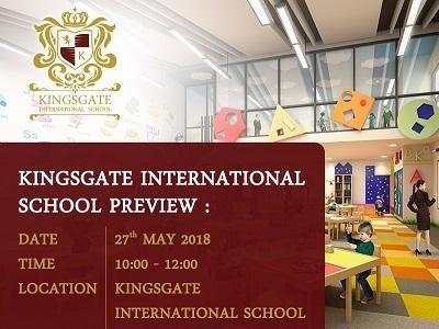 Kingsgate International School Preview-27 May 2018