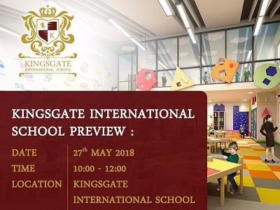 Kingsgate International School Preview-27 May 2018