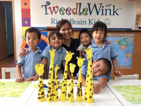 TweedleWink Right Brain Kids - Damansara Perdana, Petaling Jaya