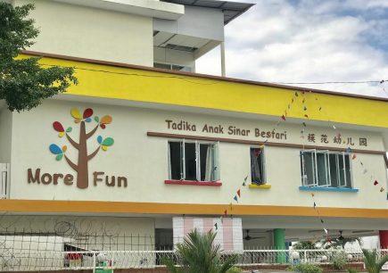 More Fun Kindergarten, Tadika Anak Sinar Bestari, Selayang