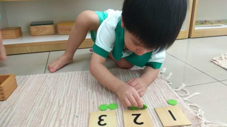 Knowledge Tree Montessori Kindergarten, Setia Alam