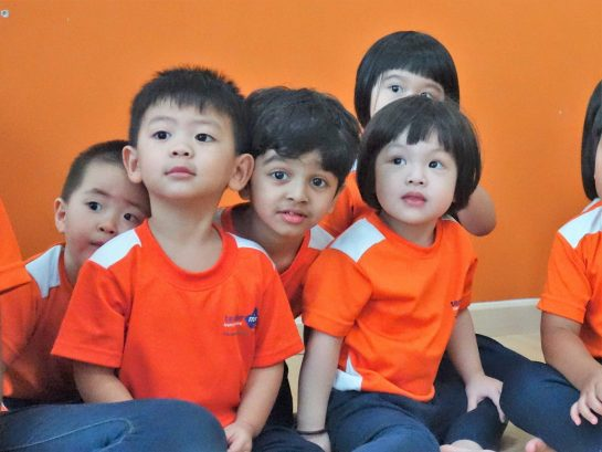 Tender Minds Preschool, Scenaria @ North Kiara Hills