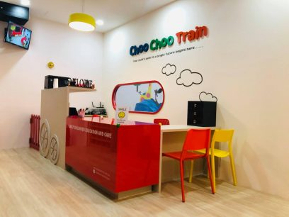 Choo Choo Train Baby & Child Care Centre - Plaza Arkadia, Desa Parkcity, Kepong