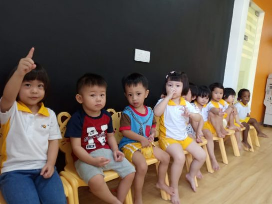 3Q MRC Toddlers, Damai Perdana