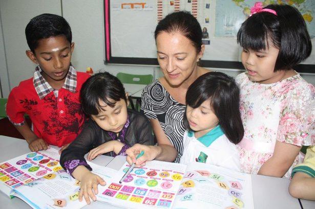 Cambridge English For Life (CEFL), Merchant Square (Petaling Jaya)
