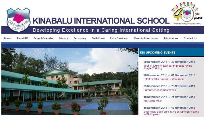 Kinabalu International School