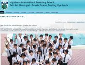 Highlands International Boarding School (Sekolah Menengah Swasta Saleha Genting Highlands)