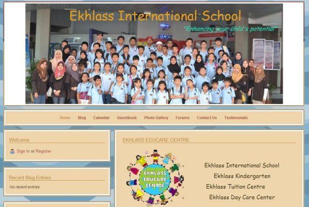 Ekhlass International School (E.I.S)
