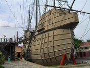 Maritime Museum of Malacca (Muzium Samudera)