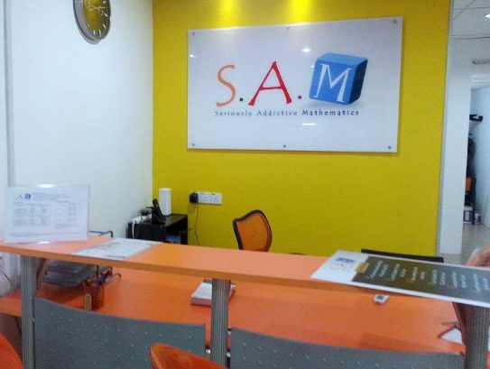 S.A.M Seriously Addictive Mathematics (Puchong Jaya)