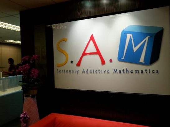 S.A.M Seriously Addictive Mathematics (Mont Kiara)