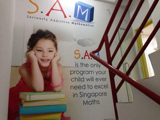 S.A.M Seriously Addictive Maths (Austin Heights Johor Bahru)