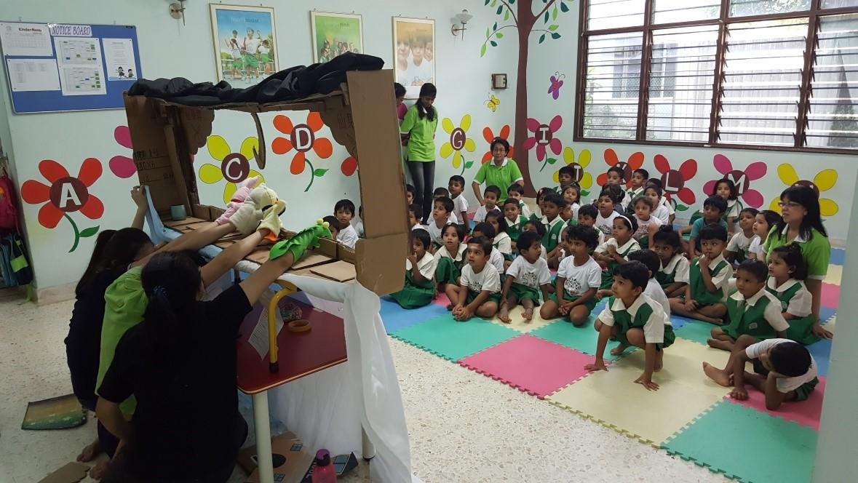 Kinderland Brickfields, Kuala Lumpur, Preschool