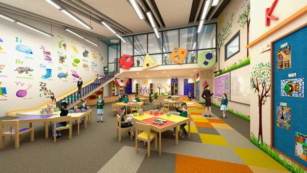 Kingsgate International School (Early Years Curriculum), Seri Kembangan