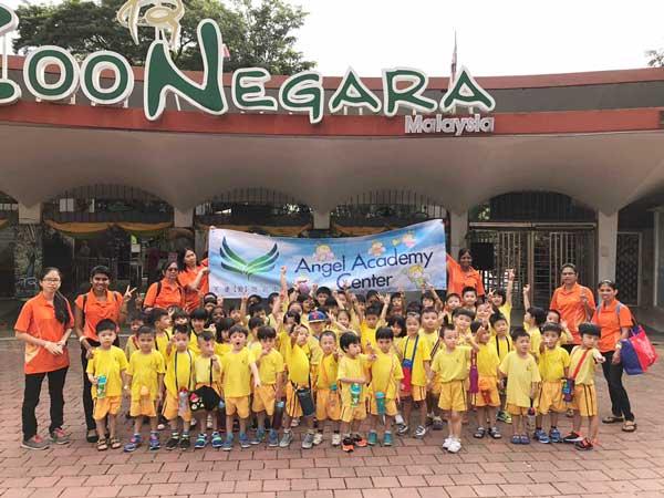 Little Angel Kindergarten, Tasik Prima Puchong