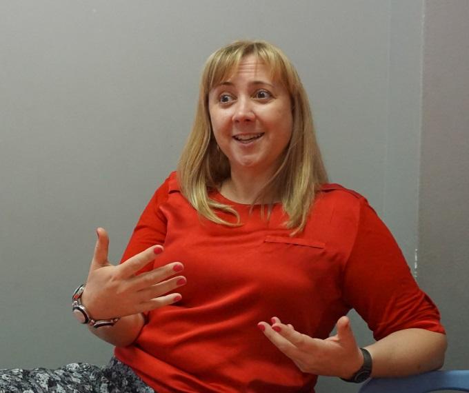 Lorna Whiston English Language Centre in TTDI