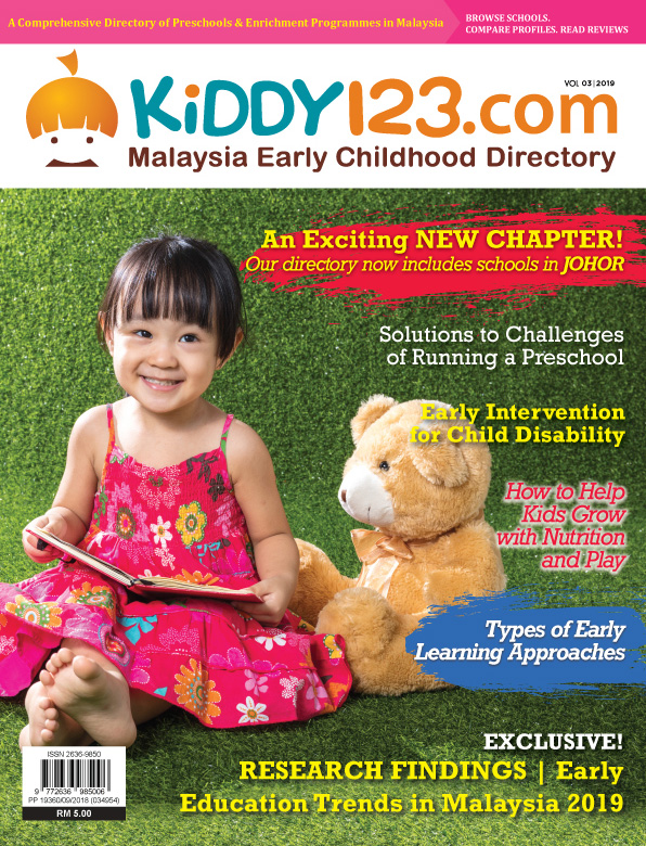 Kiddy123 Magazine vol.1