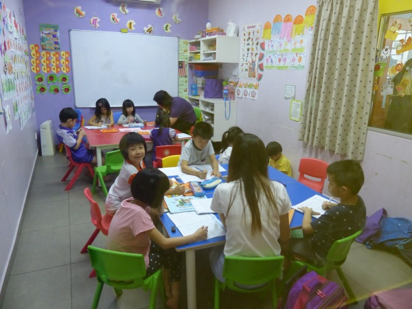 New Sun Moon Kindergarten, Cheras
