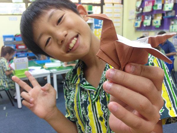 Origami Academy, Publika Shopping Gallery (Kuala Lumpur)