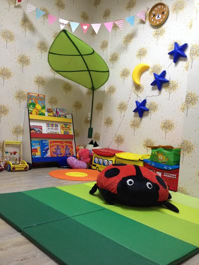 Polka Dot Bear Baby & Child Care Centre, Tropicana, Petaling Jaya