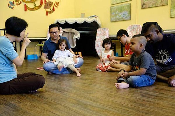 Polka Dot Train Studio (Early Childhood Music Specialist), Sungai Buloh (est. 2004)