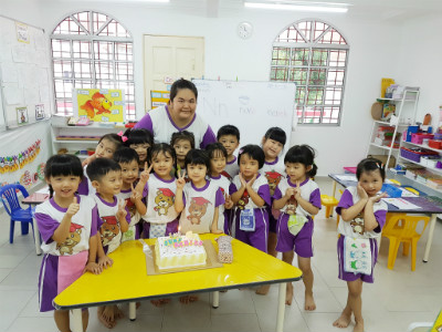 Happy Bear Preschool, Taman Selayang Jaya
