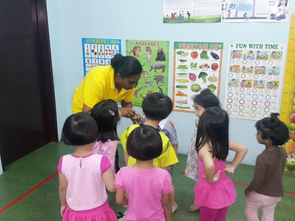 Selected Preschool: Q-dees, Puncak Jalil