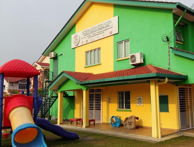 Kinderland Kindergarten | Puchong Utama | Taman Puchong