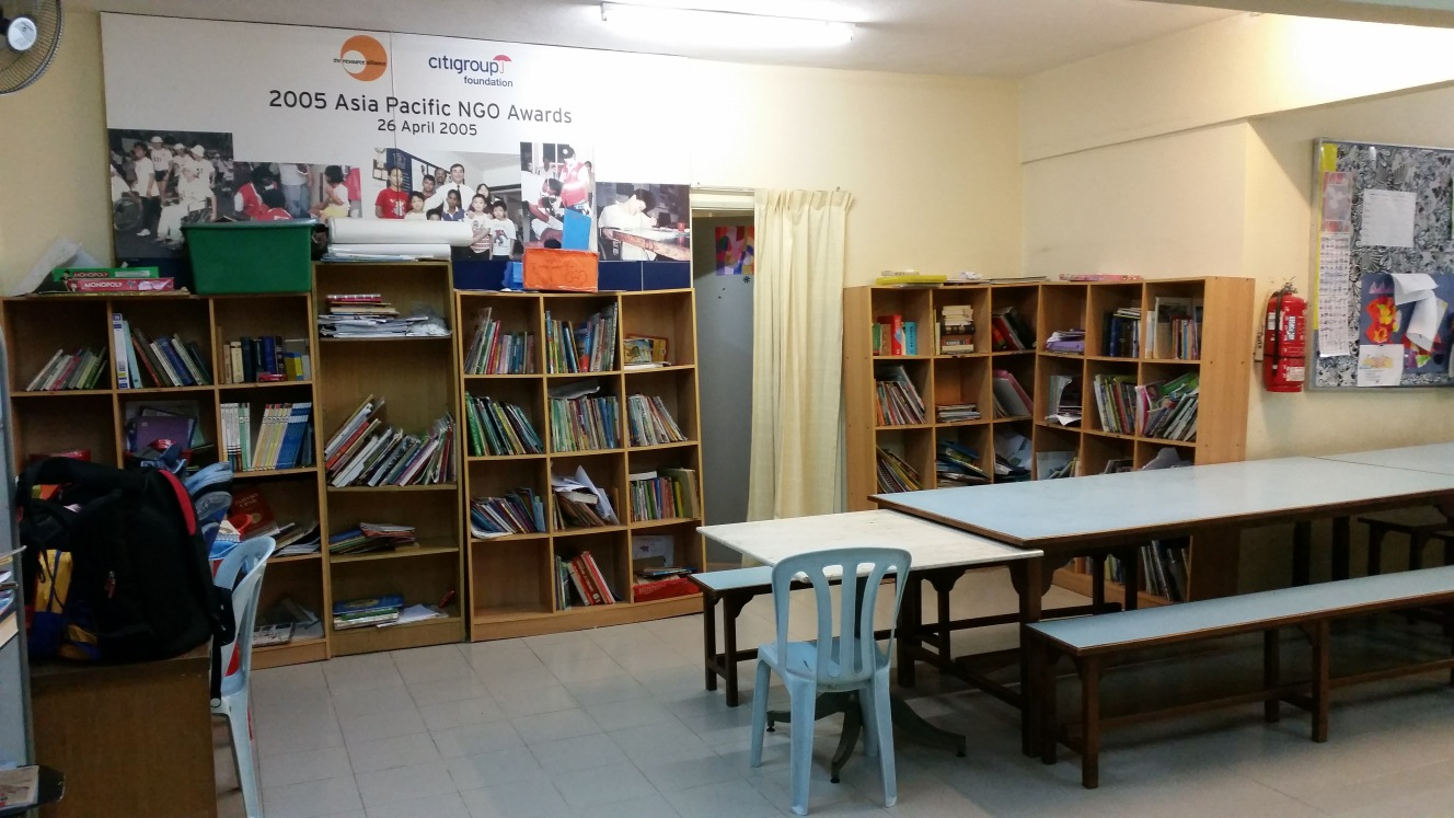 ShelterHome Library