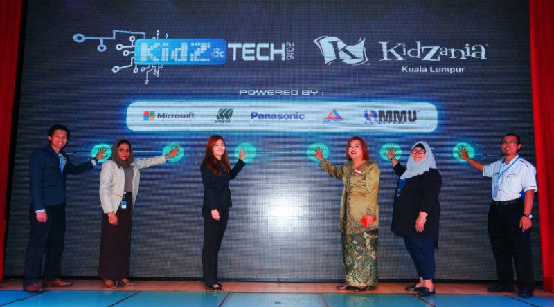 Press Kit: Launch of KidZ & Tech Program! - Kiddy123 com