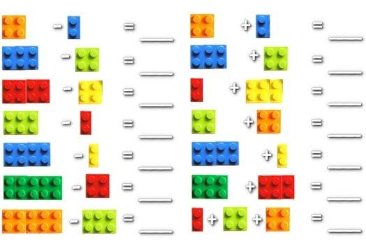 Math Worksheets » Lego Math Worksheets - Printable Worksheets ...