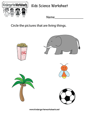 20 Free Printable Worksheets For Preschoolers - Kiddy123.com