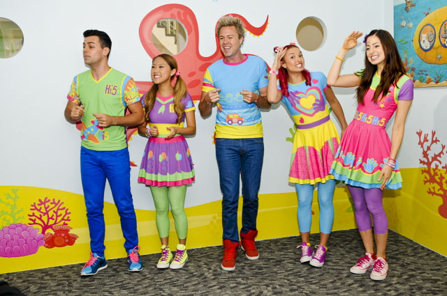 Interview - Hi-5 House of Learning - Kiddy123 com