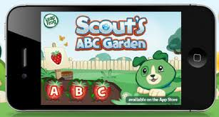 Scout's ABC Garden by LeapFrog