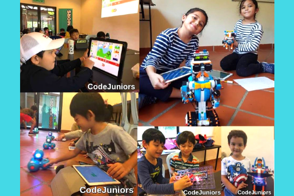 CodeJuniors Robotics