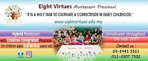 Eight Virtues Montessori Preschool