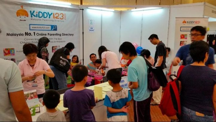 Kiddy123.com exhibits at Early Childhood Education Expo 2015