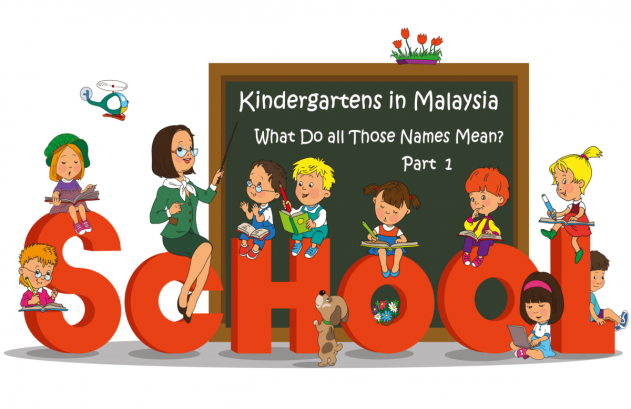 Kindergartens in Malaysia: What Do All Those Names Mean? - Part 1