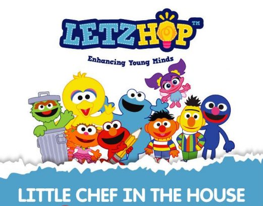 Little Chef in The House with LetzHop™