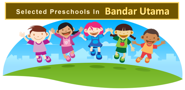 Selected Preschools in Bandar Utama