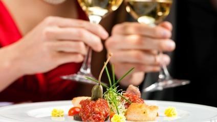 Romantic Dinner For Parents