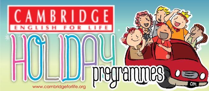 CEFL Holiday Programmes
