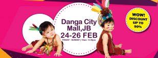 Today's Baby Expo 2017 - Danga City Mall, JB