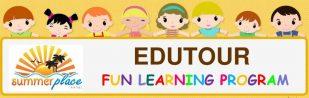 EDUTOUR Fun Learning Program, Penang 2017